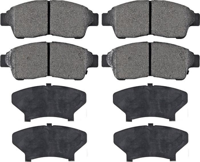 цена на Тормозные колодки ABS Corolla/Camry/Ipsum/Picnic/RAV 4/Previa/Funcruiser/Celica/Carina/Corona (90-02), 36777