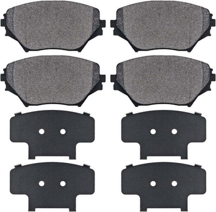 Тормозные колодки ABS RAV 4 (01-05), 37230 abs 1 75 3d 395m