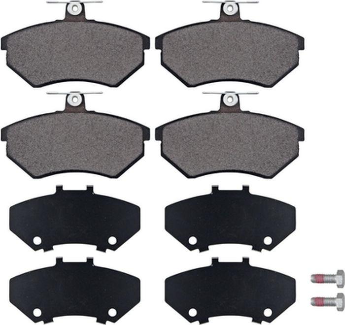 Тормозные колодки дисковые ABS 36790
