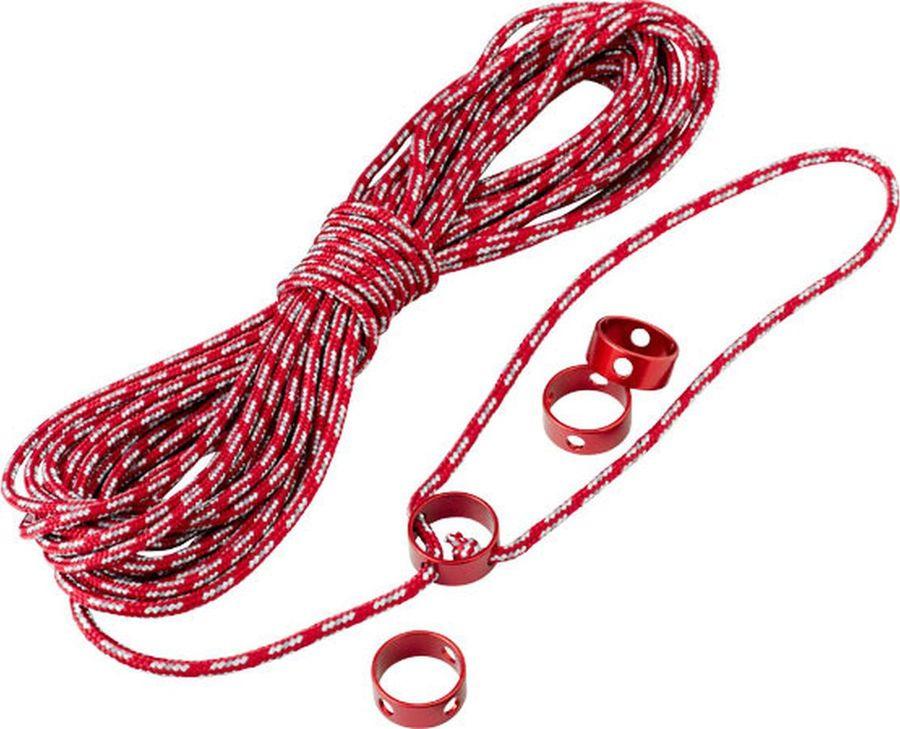 Веревка-натяжитель MSR Reflective Utility Cord Kit, 05818, красный