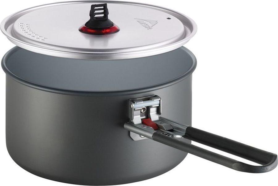 Кастрюля MSR Ceramic Solo Pot, 09579, серый недорго, оригинальная цена