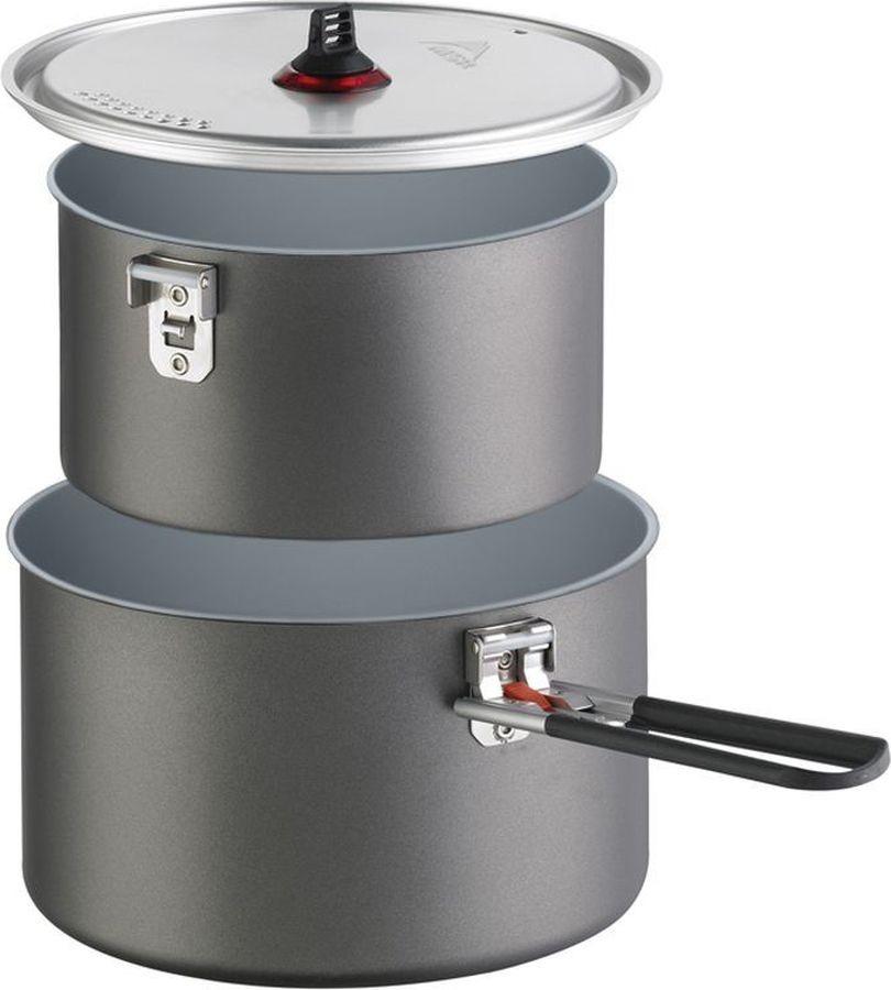 купить Набор походной посуды MSR Ceramic 2, 09581, серый по цене 7590 рублей