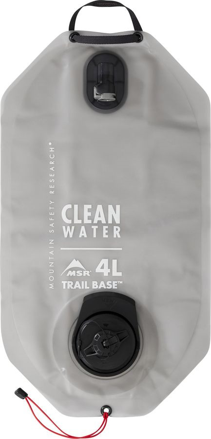 Фильтр походный MSR Trail Base Water Filter, 10943, белый, 4 л 3 stage prefilter ionized antioxidant water filter replacement