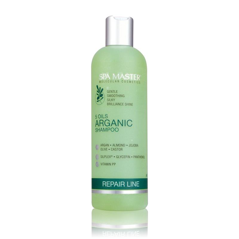 Шампунь для волос SPA MASTER molecular cosmetics 528733 шампунь для волос dott solari cosmetics olea 250 мл на основе арганового и льняного масел