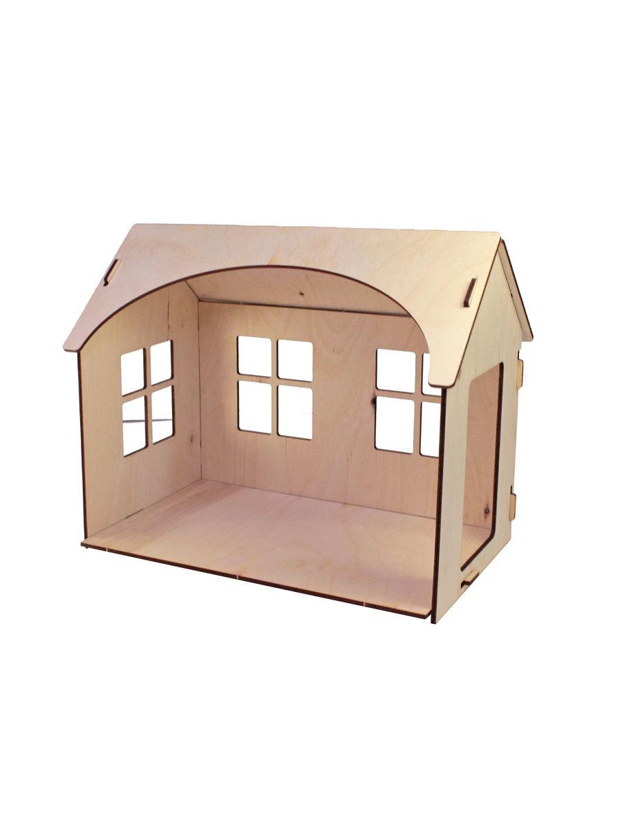 Развивающая игра Кукольный домик Домик цена