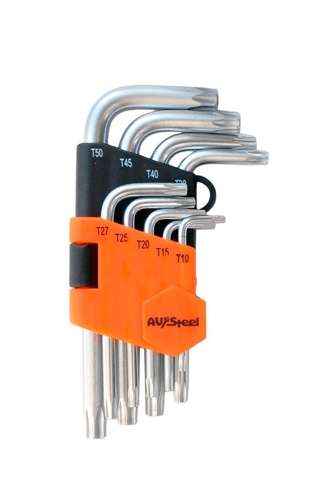 Набор ключей AV Steel AV-367109
