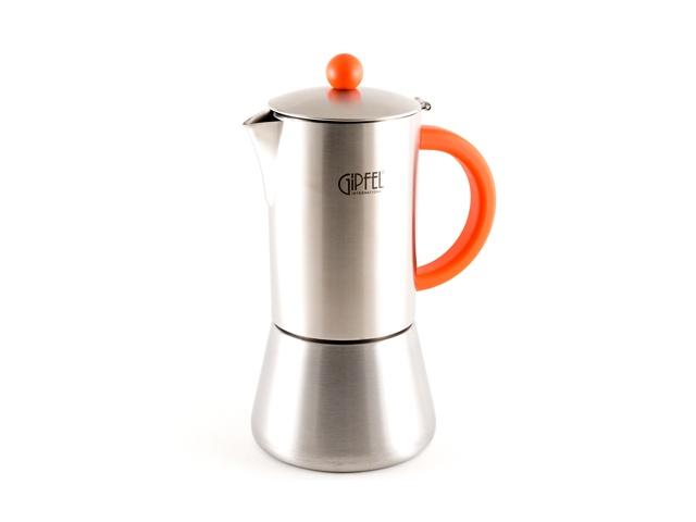 Гейзерная кофеварка 5317 кофеварка rondell walzer на 6 чашек 300мл алюминий антипр пок е