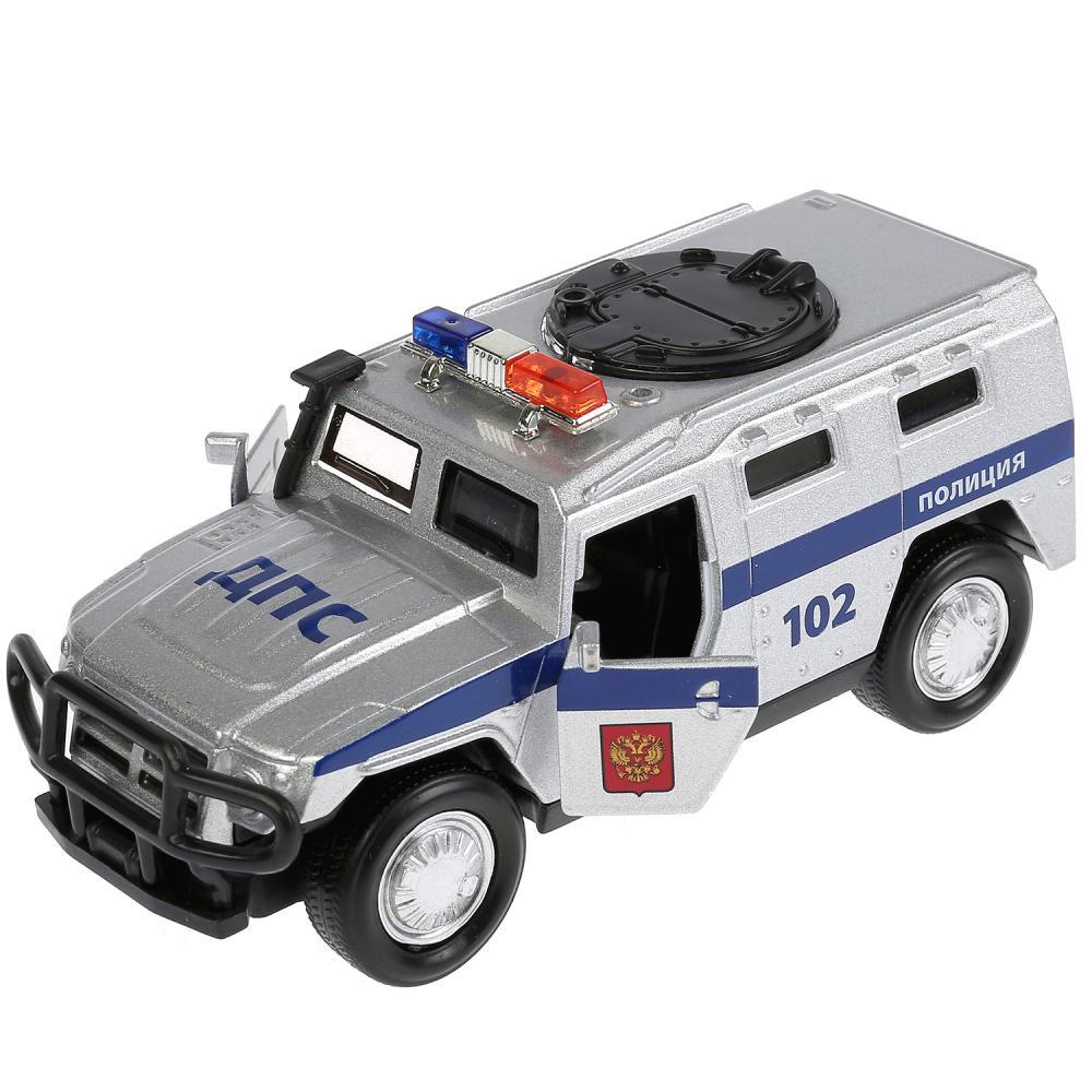 Машинка-игрушка Технопарк FY6178-P-SL игрушка технопарк бронемашина fy6158 sl