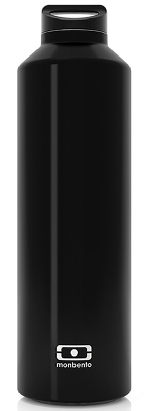 Термос Monbento 0.5L MB Steel Onyx, Нержавеющая сталь
