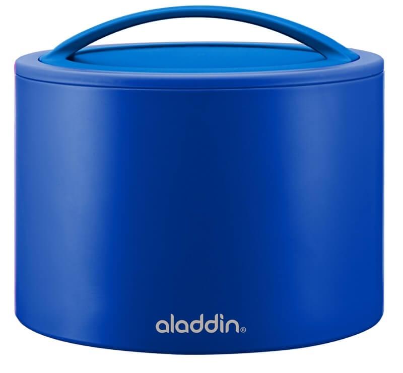 Термос Aladdin BENTO 0.6L Blue, Нержавеющая сталь термос с ситечком aladdin tea
