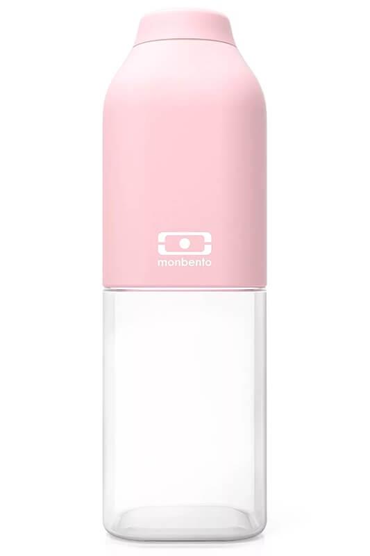 Бутылка для воды Monbento 0.5L MB Positive M Litchi, светло-розовый