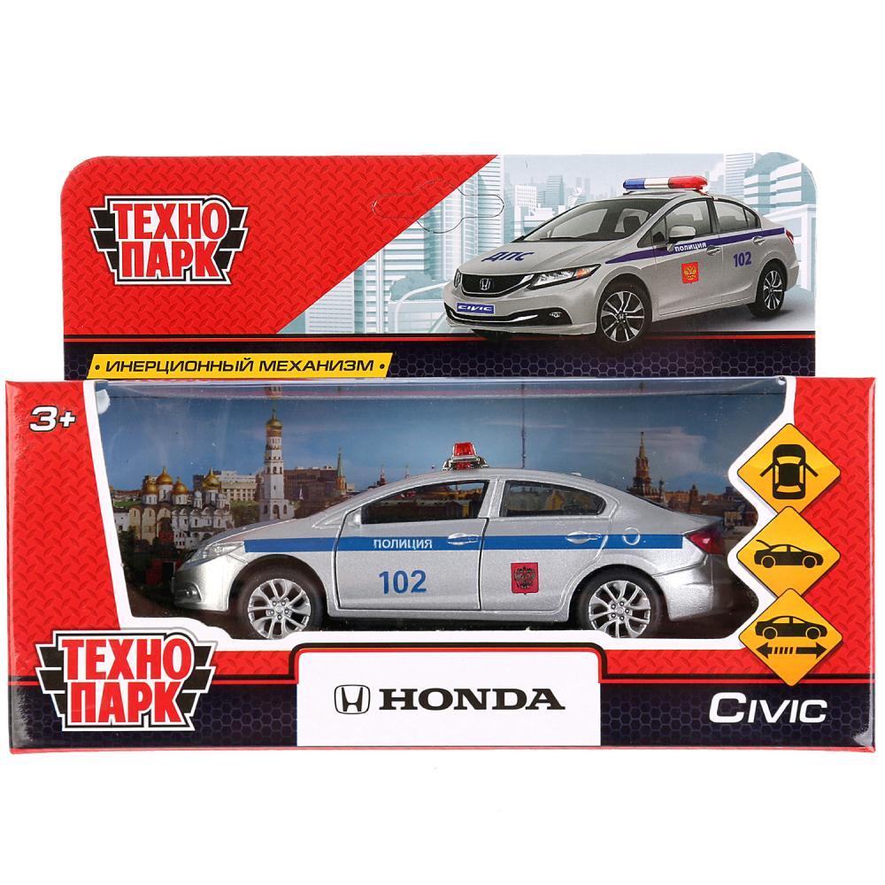 Машинка Технопарк CIVIC-P