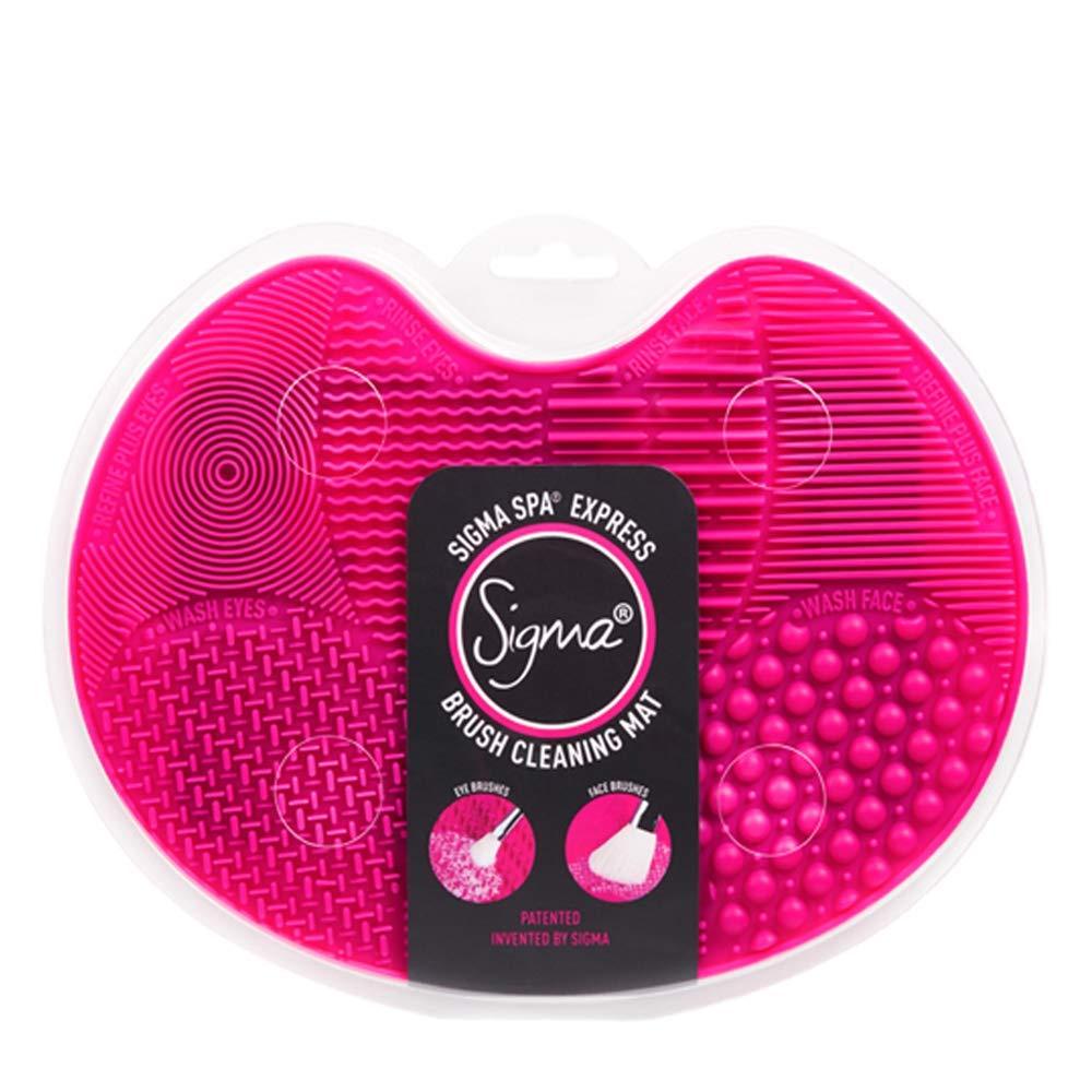 Средство для косметических принадлежностей SIGMA BEAUTY Коврик для мытья кистей Spa Express Brush Cleaning Mat