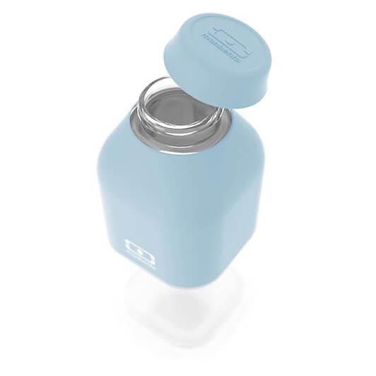 Бутылка для воды Monbento 0.33L MB Positive S Iceberg, голубой