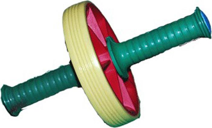 Ролик гимнастический Sprinter, 07093, одинарный, серый Sprinter