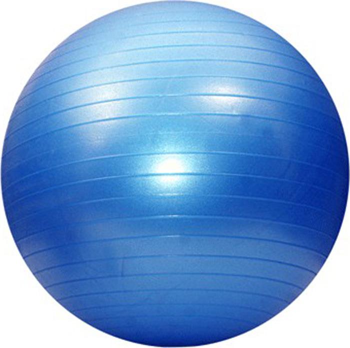 Мяч для фитнеса Sprinter Gym Ball, 07126, синий, 75 см