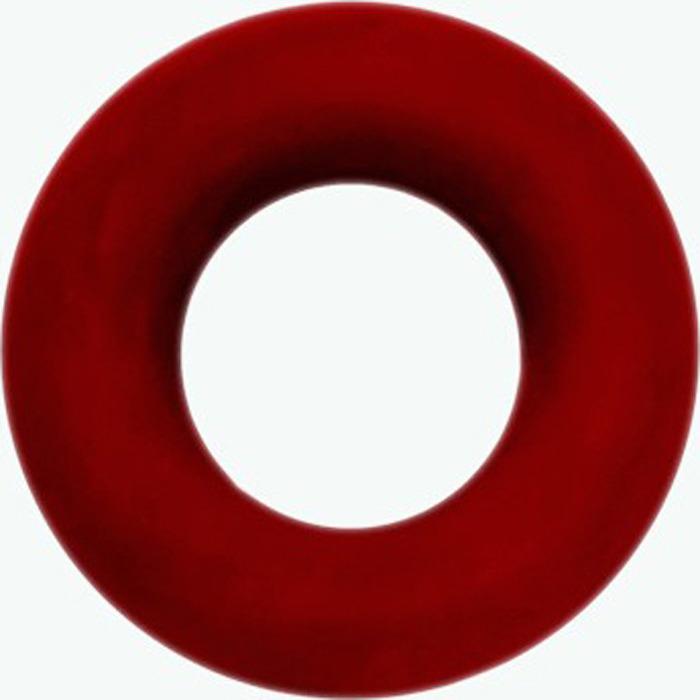 Эспандер кистевой Sprinter Кольцо, 07166, серый, 40 кг эспандер кистевой 90 кг bradex эспандер кистевой 90 кг
