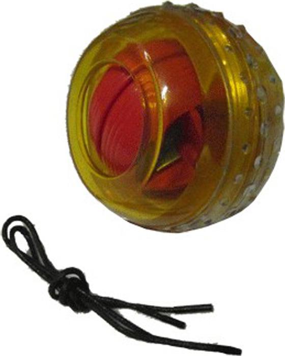 Тренажер кистевой Sprinter Power Ball, 07232, серый эспандер кистевой sprinter light 07566 серый