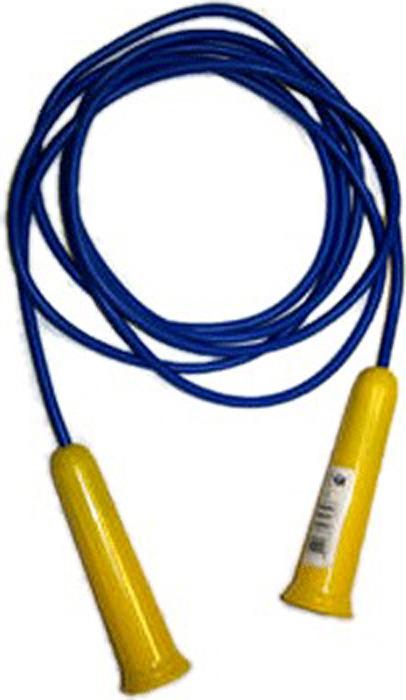 Скакалка Sprinter, 07319, серый, 2,8 м Sprinter