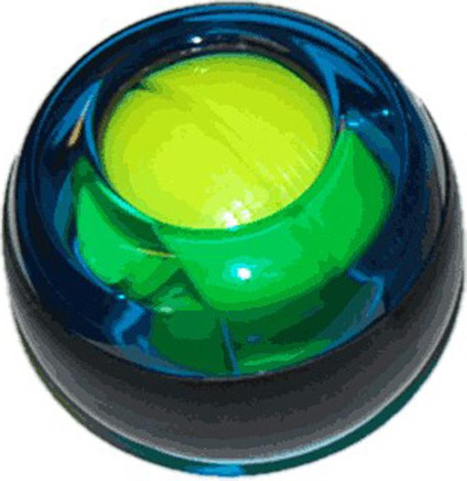 Тренажер кистевой Sprinter Power Ball, 07540, серый эспандер кистевой sprinter light 07566 серый