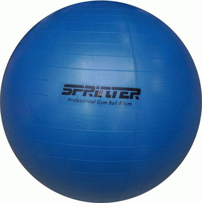 Мяч для фитнеса Sprinter Anti-Burst Gym Ball, 29042, синий, 85 см
