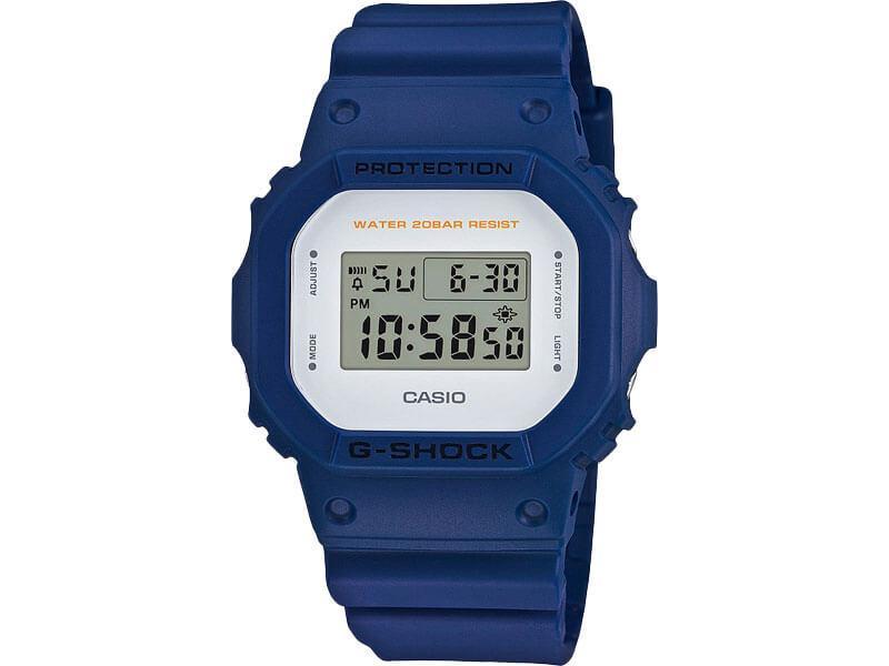 Спортивные часы Casio DW-5600M-2E, синий
