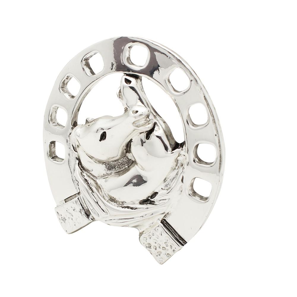 Статуэтка Exetera argenti Лошади, 46-244843, серебристый цена