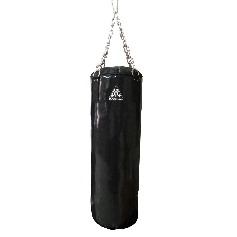 Боксерский мешок DFC HBPV2 100х35, черный