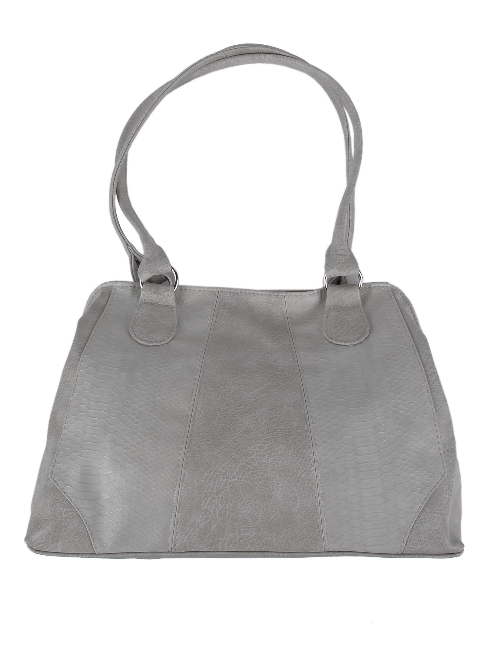 Сумка Мастер Дизайн 131 L GREY grey rept, серый сумка rosetti rh0033 grey