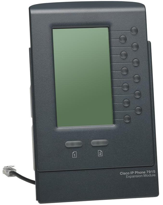 Телефон Cisco CP-7915, черный