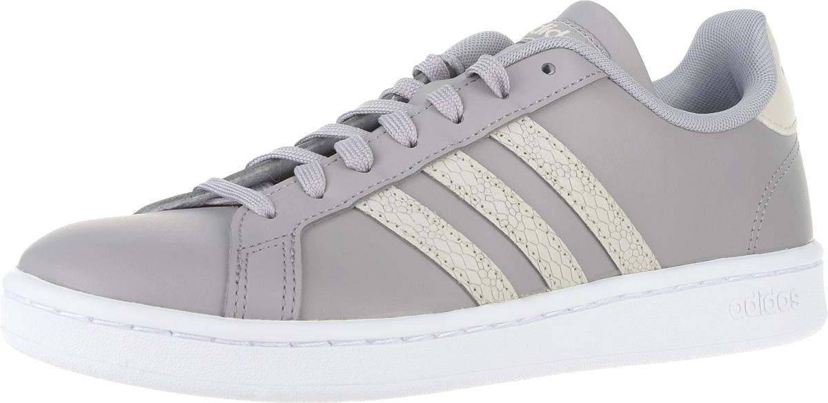cebe189e Кроссовки adidas Grand Court — купить в интернет-магазине OZON с быстрой  доставкой