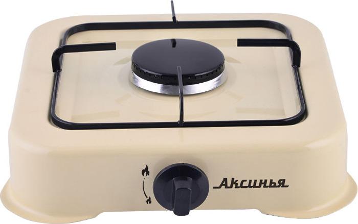 Настольная плита Аксинья КС-101, бежевый Аксинья