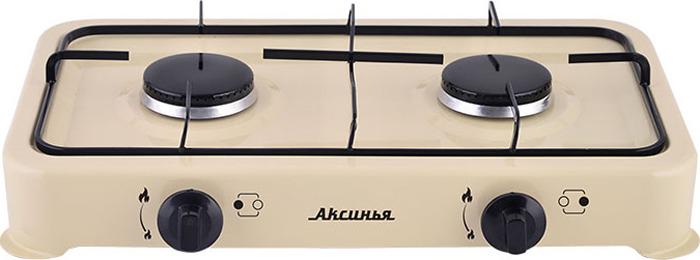 Настольная плита Аксинья КС-102, бежевый