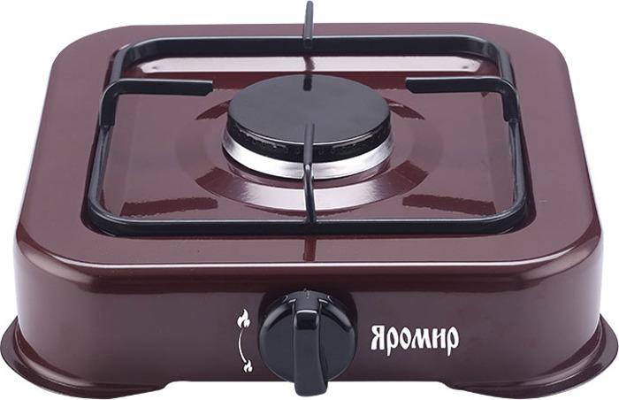 Настольная плита Яромир Яр-3011, темно-коричневый Яромир