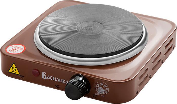 Кухонная плита Василиса ВА-904, коричневый цена и фото