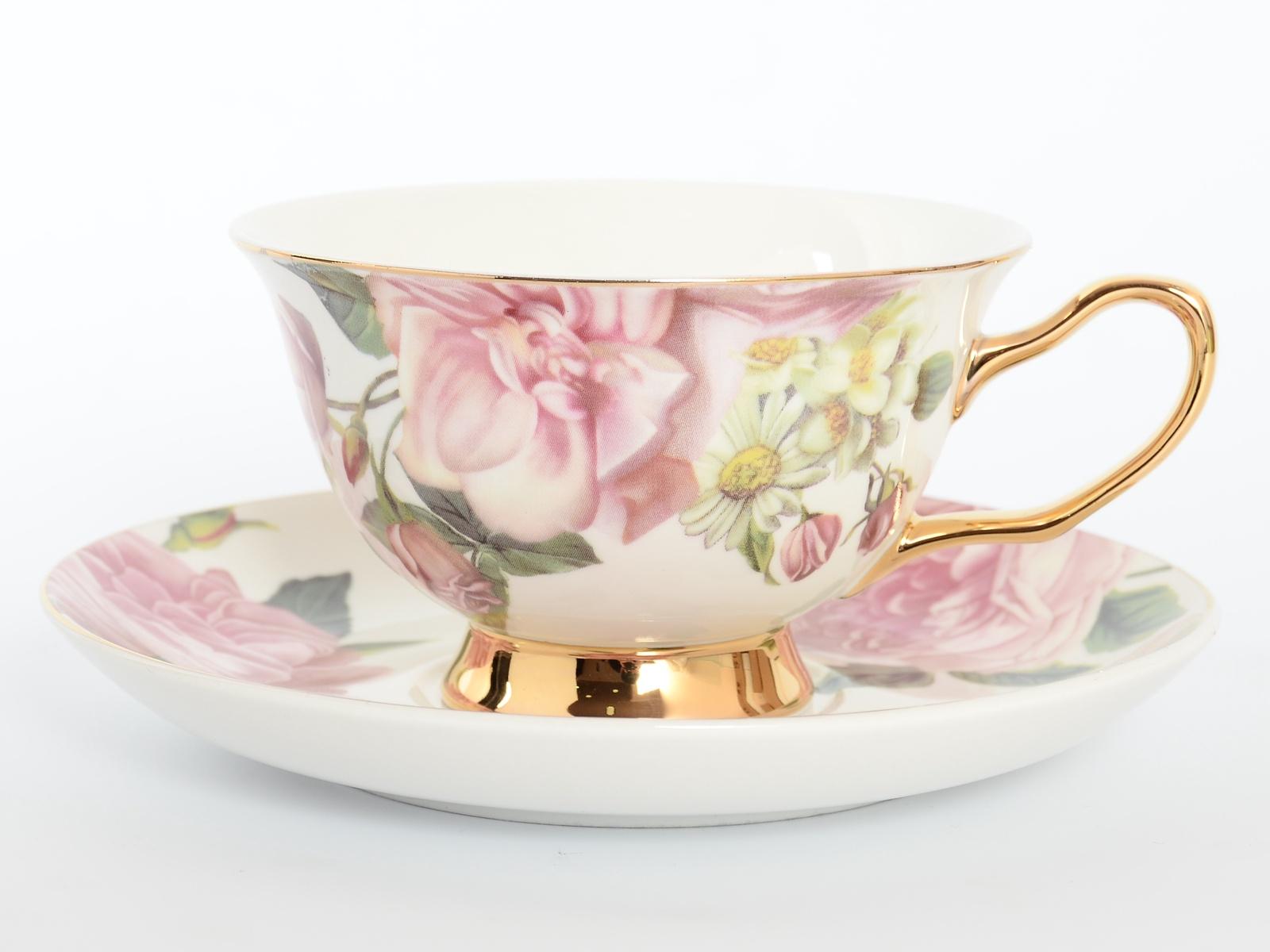 Сервиз чайный Royal Classics 38623, Фарфор