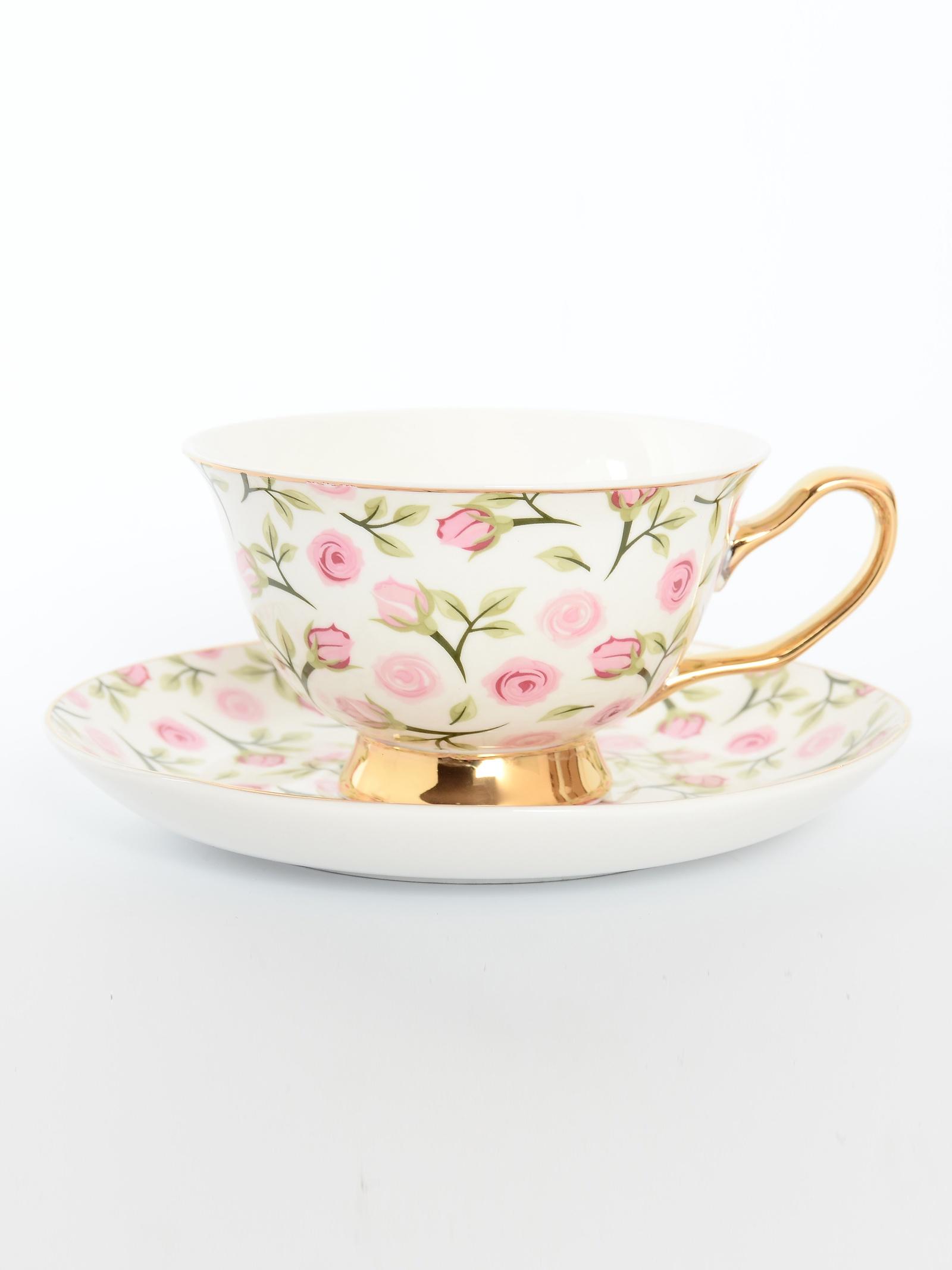 Сервиз чайный Royal Classics 38624, Фарфор