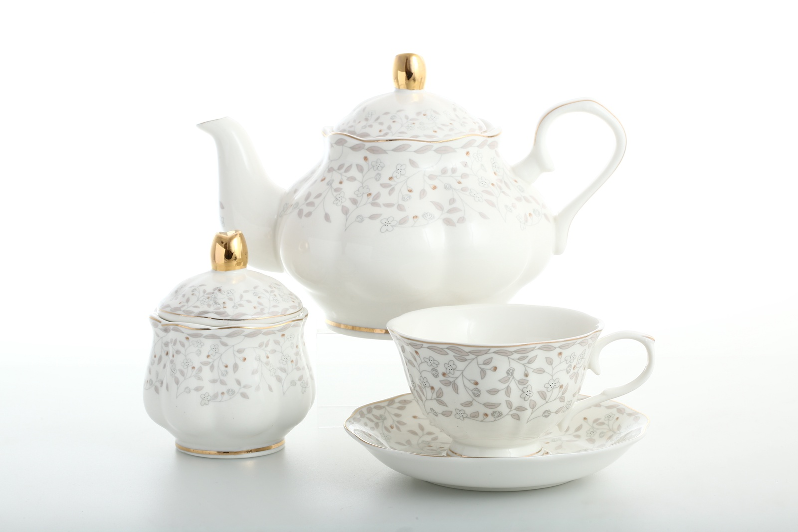 Сервиз чайный Royal Classics 35638, Фарфор