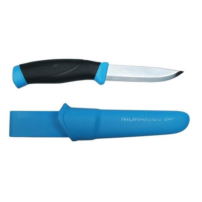 Нож туристический Morakniv Companion Blue