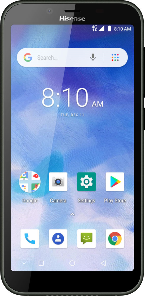 Смартфон Hisense F16 1/8GB, серый