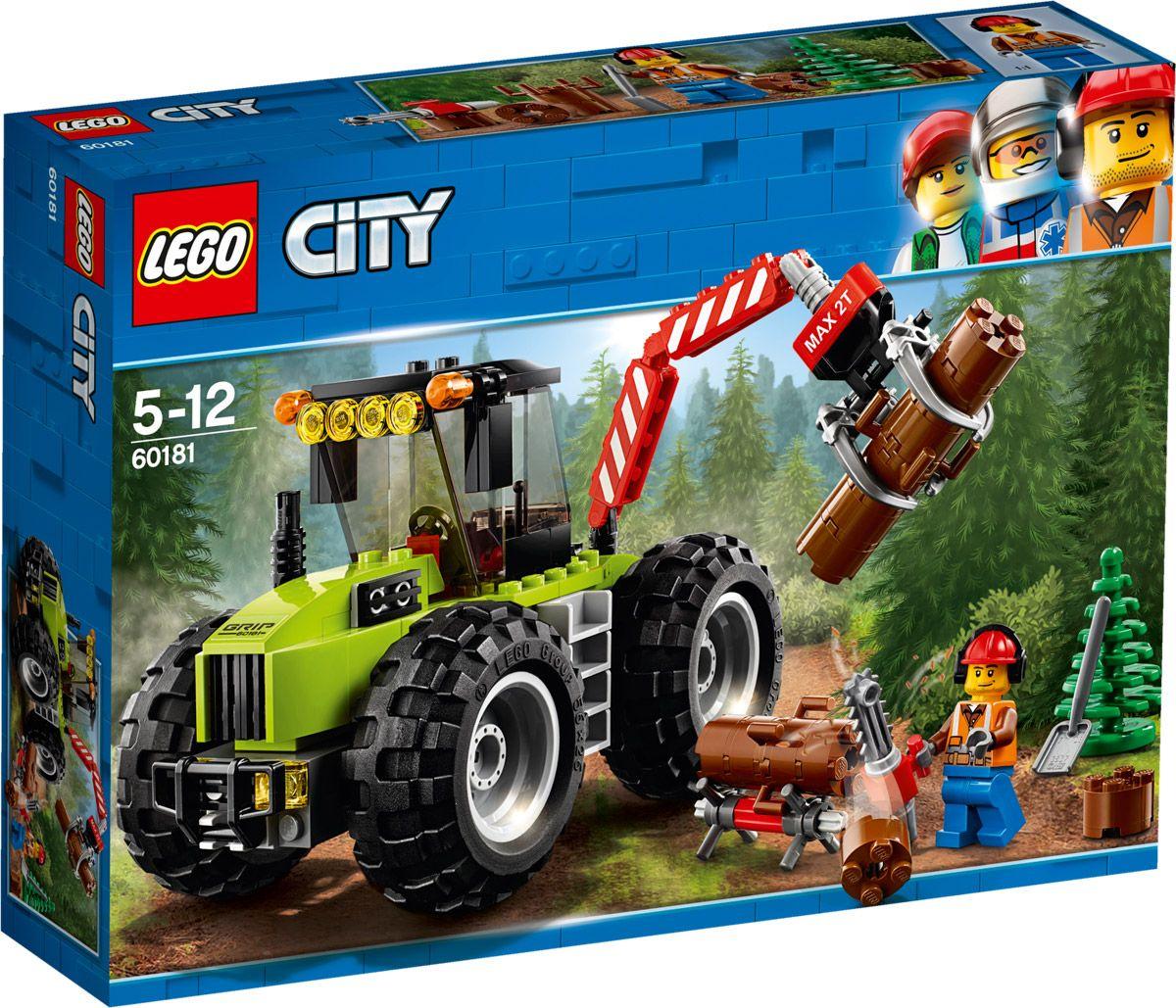 Пластиковый конструктор LEGO 60181