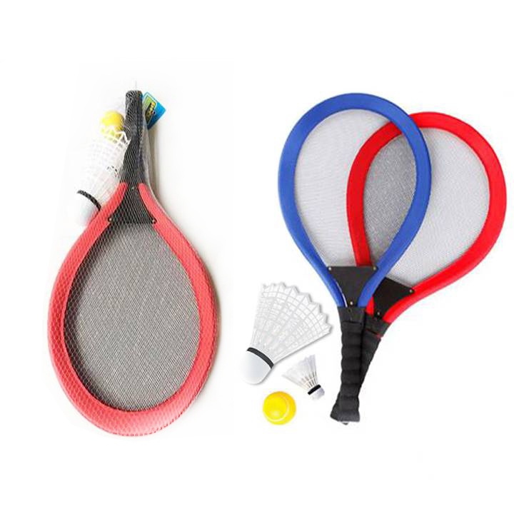 Набор для бадминтона пляжных ракеток Sport Set YT1687485, красный