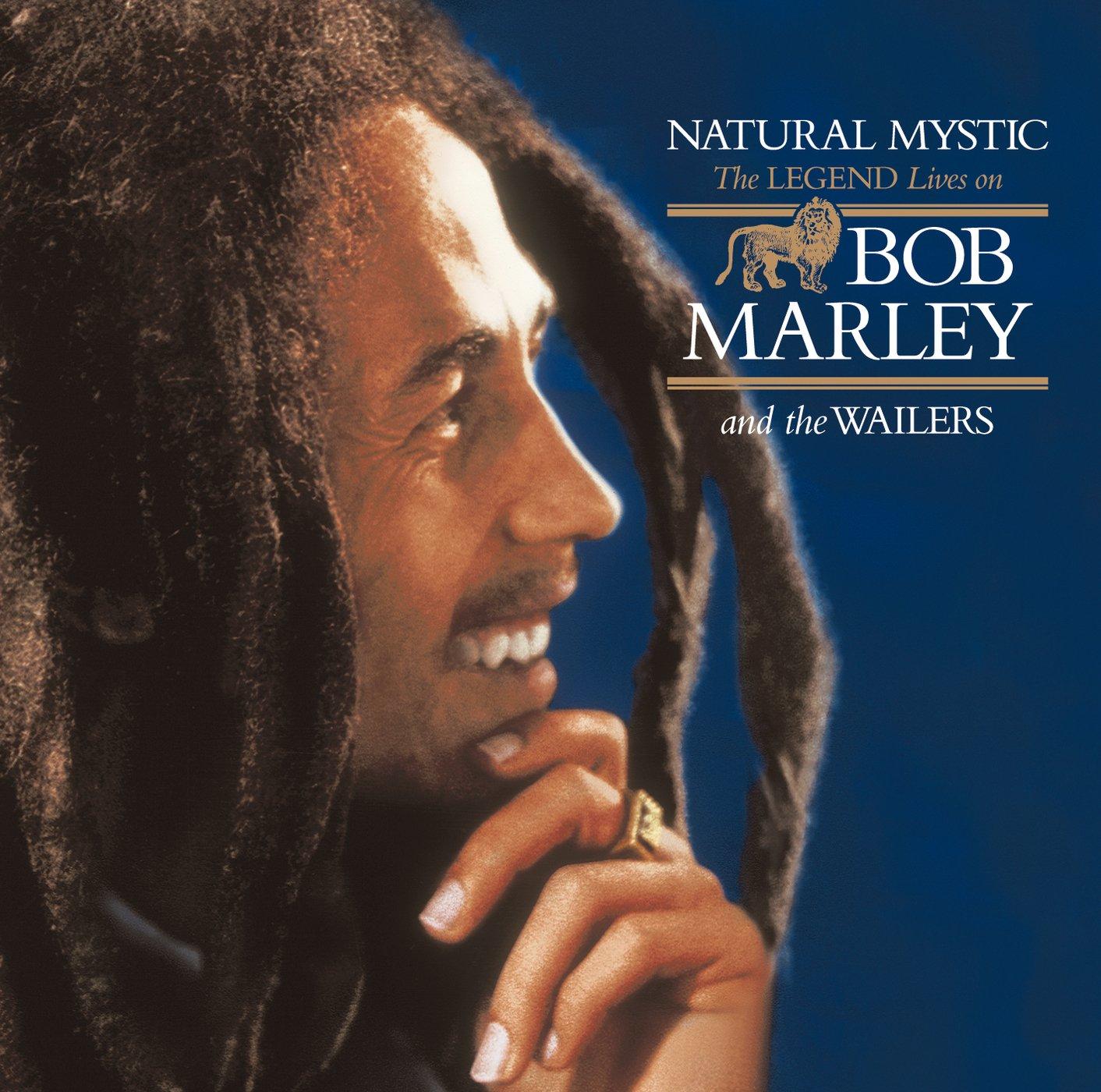 Bob Marley. Natural Mystic цена