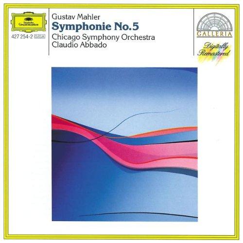 ABBADO, CSO. MAHLER/SYMPHONY NO. 5 mahler debussy abbado lucerne festival orchestra 2 cd