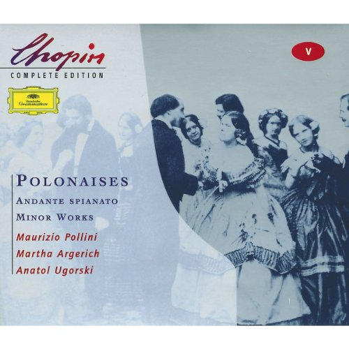Maurizio Pollini. Chopin: Complete Poloaises; Miscellaneous pieces (2 CD)