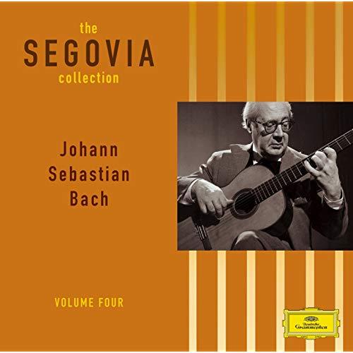 Andres Segovia. Bach, J.S.: Suites & Partitas