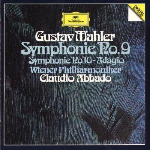 BP ABBADO. MAHLER: SYM. NO. 9 abbado cso mahler symphony no 5