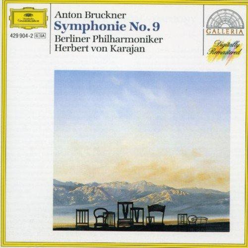 Herbert von Karajan. Bruckner: Symphony No.9 herbert von karajan beethoven symphony no 9 overture