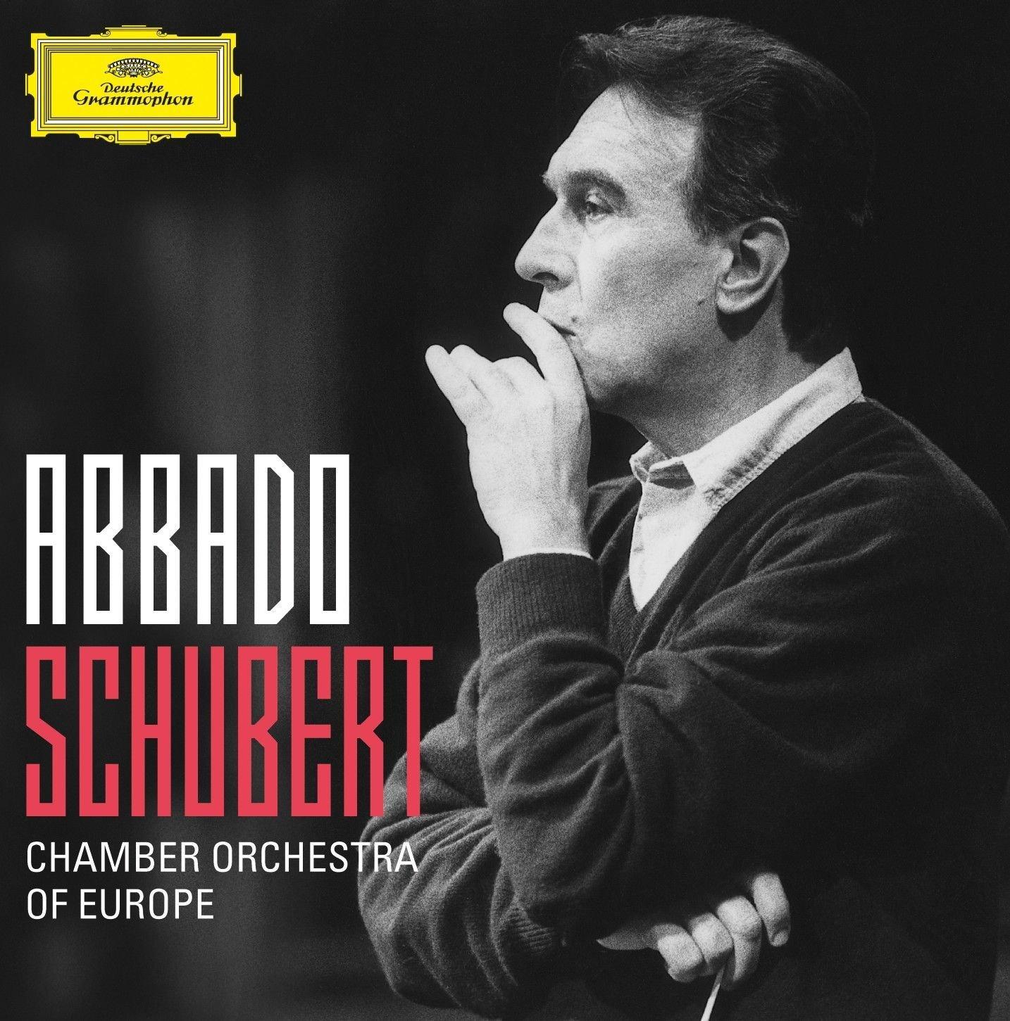 Claudio Abbado. Schubert. Fierrabras. Protschka, Mattila, Studer (2 CD) yulianna avdeeva chopin schubert prokofiev 2 cd
