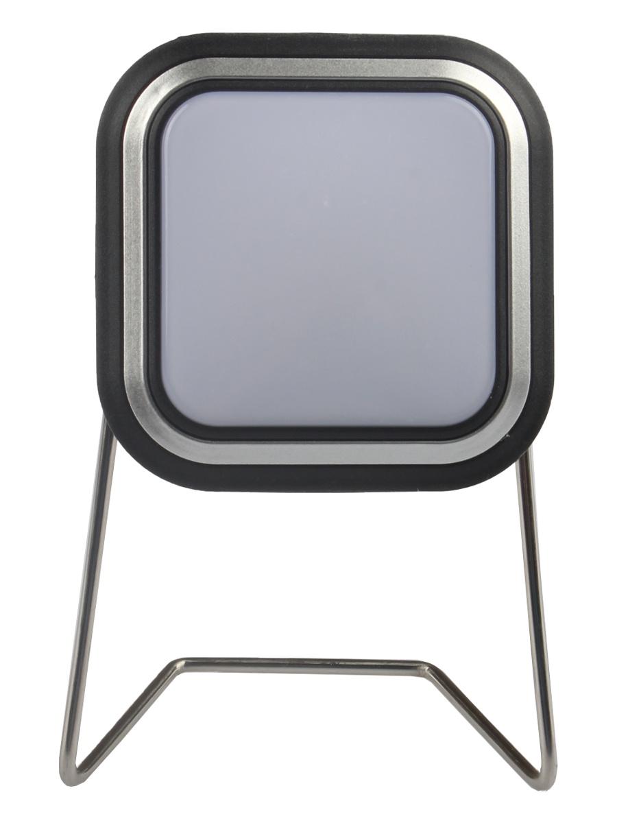 Кемпинговый фонарь L.A.G., 7555А квадрат, цвет черный